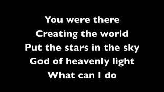 Who Am I by Plus One Lyrics