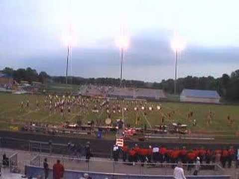 Spring-Ford High School Band, PV football