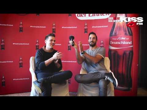 FELIX JAEHN - Interview / Festival der Einheit