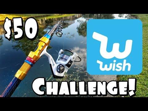 $50 Wish App Challenge!