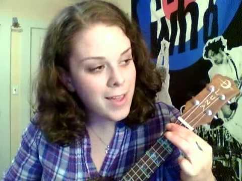 Lynsey Moon Ram On Paul Mccartney Ukulele Cover Youtube