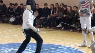 видео мастер класс по фехтованию