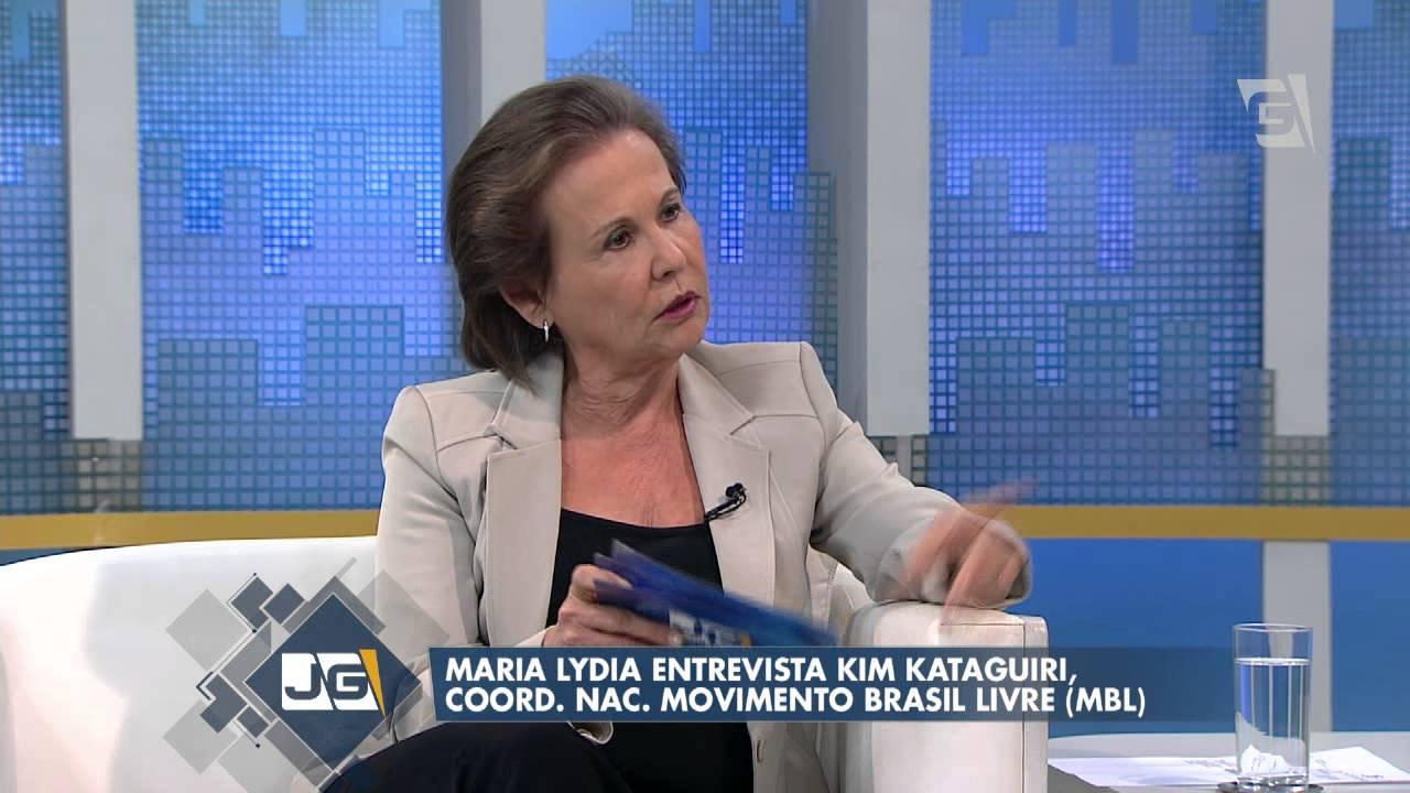 Download Maria Lydia entrevista Kim Kataguiri, coord. nac. Movimento Brasil Livre (MBL)