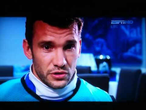 Andriy Shevchenko Interview former AC Milan & Chelsea Striker - Ukraine & Dynamo Kyiv Striker AS7