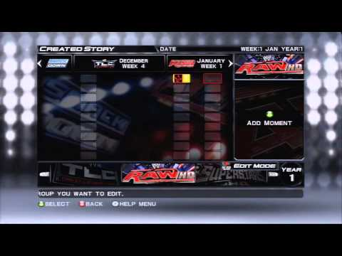 WWE SmackDown Vs. Raw 2011: Create Your Moment (with THQ Commentary)