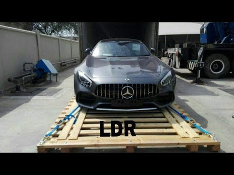 2017 Mercedes Amg Gt In Pakistan Lahore Youtube