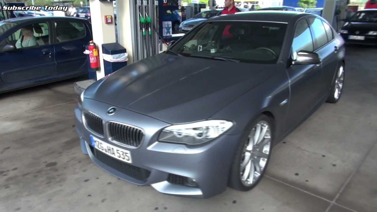 hartge h35d autobahn run base is f10 bmw 535d with gustav youtube. Black Bedroom Furniture Sets. Home Design Ideas