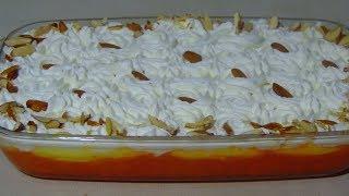 Apricot Dessert Recipe - Khubani Ka Meetha - Qubani Ka Meetha Recipe - Desert Recipe