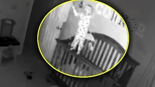 scary sounds on baby monitor