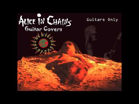 Them Bones by Alice in Chains (Guitar Only Cover)