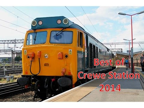 The Best of Crewe Station 2014