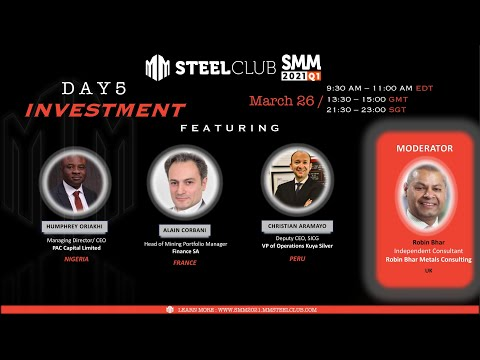 Investment Opportunities in Precious Metals Industry 2021