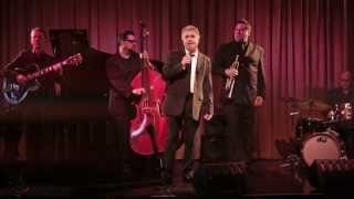 """Steve Tyrell performs """"Its Crazy"""", from It's Magic, the Songs of Sammy Cahn"""
