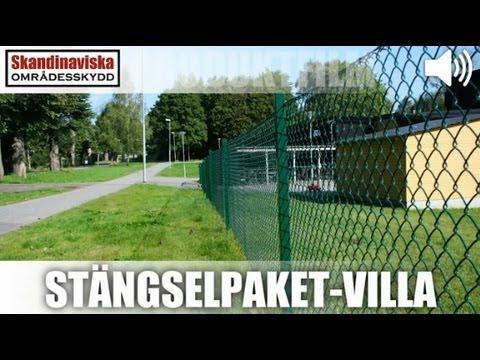 Kanon Stängselpaket - Villa - YouTube AQ-96
