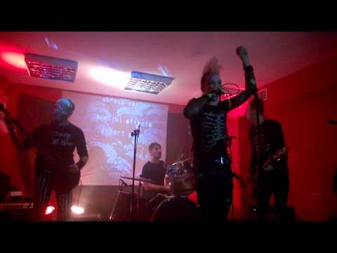 The Mescaline Babies - Ashtray Head - live @ Return To The Batcave, Wroclaw, Poland