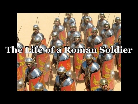 Download Youtube: The Life of a Roman Soldier