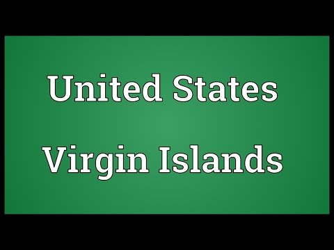 United States Virgin Islands Meaning