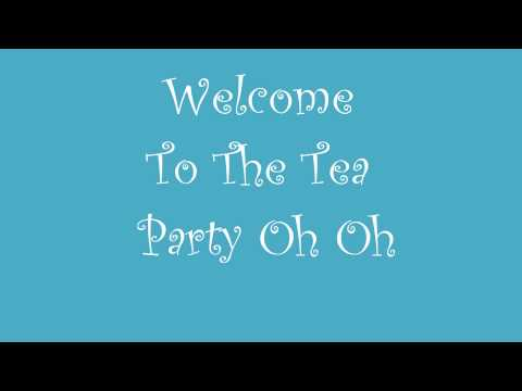 Kerli-Tea Party Lyrics