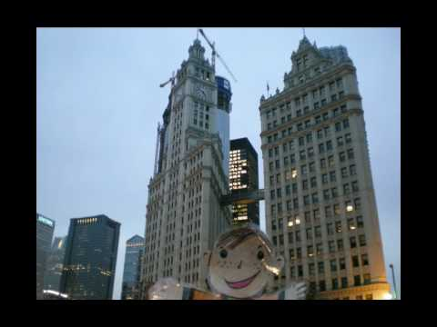 Flat Stanley Visits Chicago!