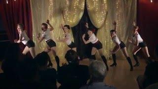 Lindy Focus XIV: Performance - Gaby Galore's Sugar Shakers