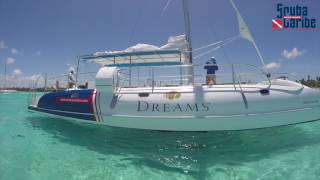 Excursion with Sail Catamaran Scubacaribe Dreams La Romana