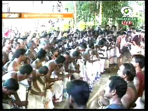 ilanjithara melam-2010 Thrissur pooram