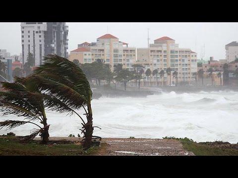 يورو نيوز: عاصفة إيريكا تخلف عشرين قتيلا في جمهورية الدومينيكان