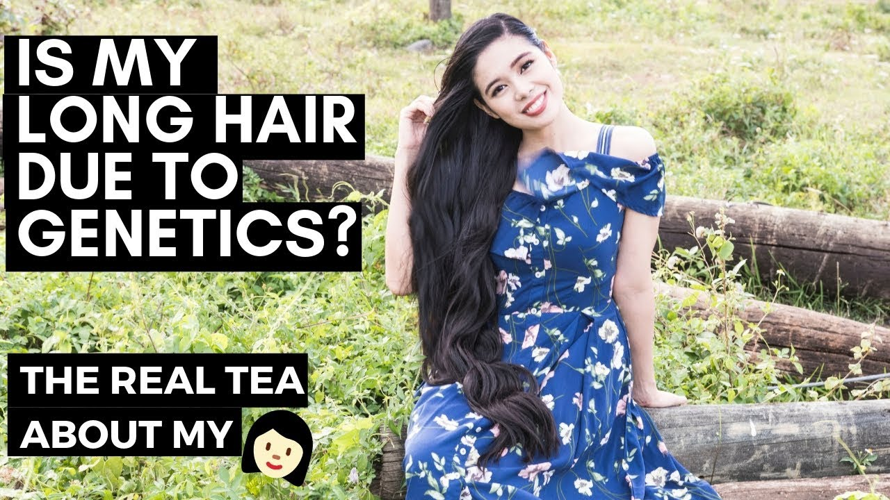 The Truth About Your Genetics Hair Growth Hair Loss Talk The Tea About My Hair