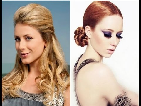 Hairstyles For Semi Formal Events Youtube