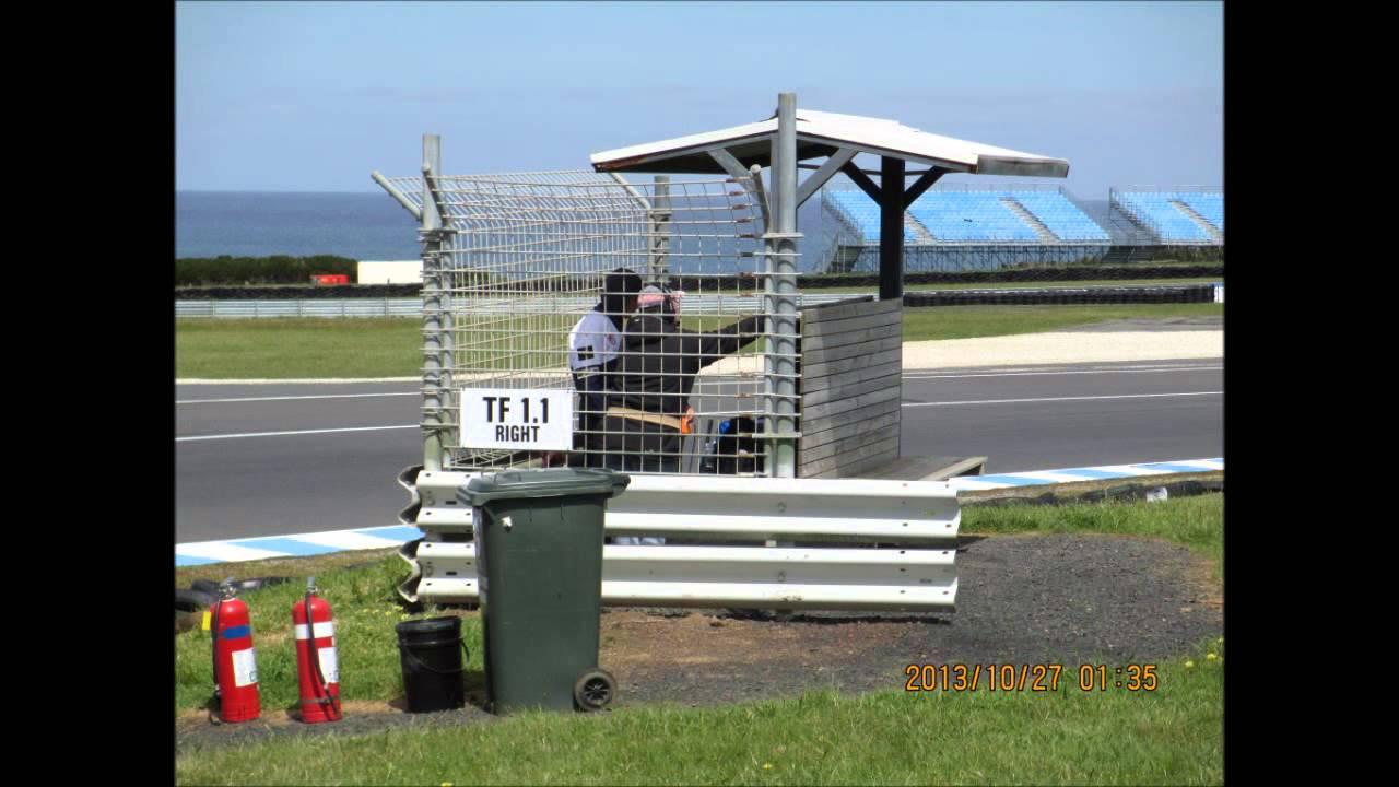 Victorian State Circuit Racing Championships - Phillip Island Circuit 2013