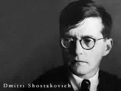 Shostakovich String Quartet No. 8 in C Minor (III)
