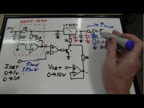 EEVblog #222 - Lab Power Supply Design - Part 2