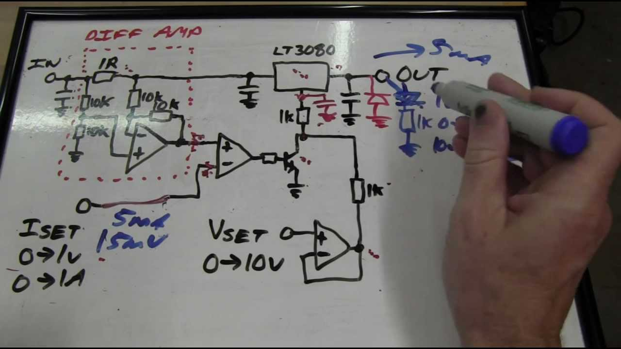 Constant Current Source Circuit Design Hardware Design Articles