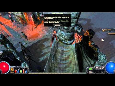 Path of Exile Hard Nerd Cafe Pt9