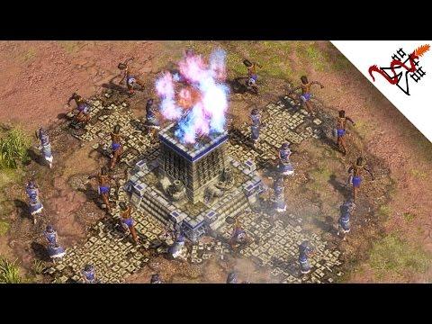 Age of Empires 3 - Aztec Civilization