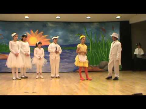 Honk Jr., Part II, 2013-3-26, Charles Pinckney Elementary School