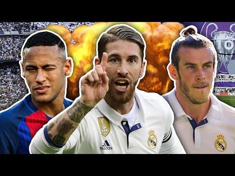 Will Sergio Ramos Outscore Neymar & Bale This Season?! | W&L