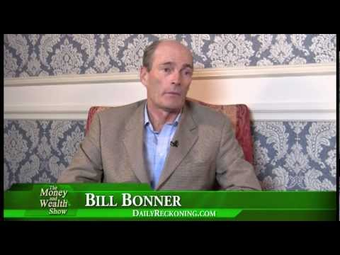 Bill Bonner:  The Great Cycle Of Debt - Aug. 13