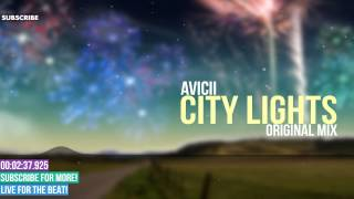 Avicii - City Lights [Original Mix][Stories Album]