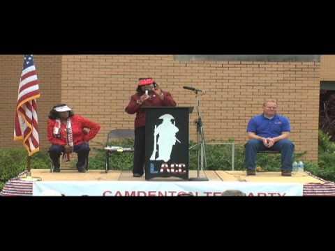 Camden County Tea Party 2012