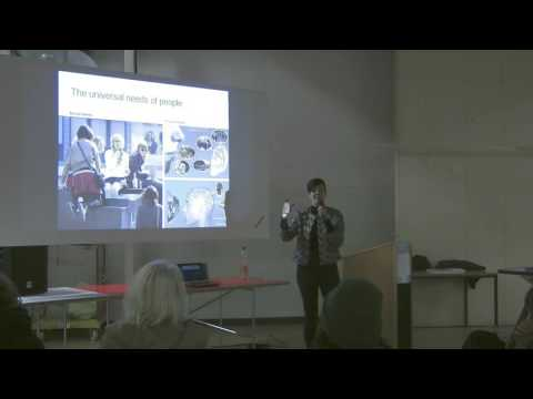 Helle Søholt: MAKING PEOPLE VISIBLE IN PUBLIC SPACE