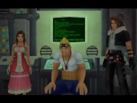 Kingdom Hearts II Part 2 Sora's Awakening (All English Cutscenes)