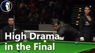 Ronnie O'Sullivan vs Stephen Maguire   Tactical Frame 16   2012 German Masters Final