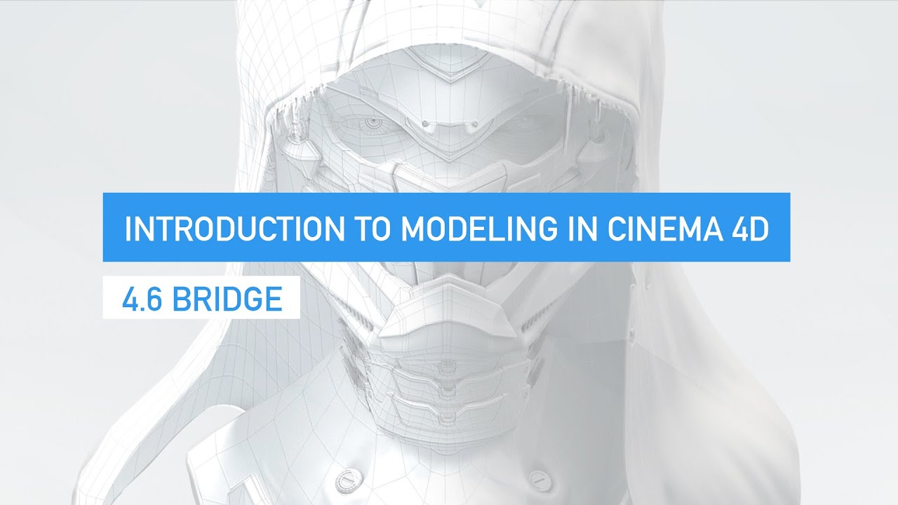 4 6 Bridge Tool in Cinema 4D