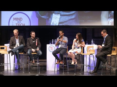 Mind The Tech NY2017 - Where is Technology Going Next