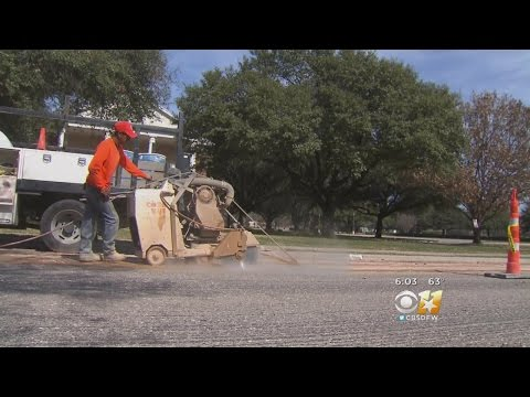 Decision On Improving Dallas Streets Will Take Months