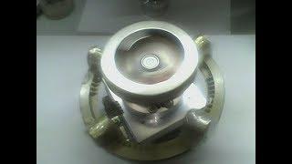 887cdbc118d Gerador magnético de energia infinita! Motor perpétuo! O campo magnético  contínuo!