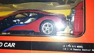 unboxing bmw i8 top speed
