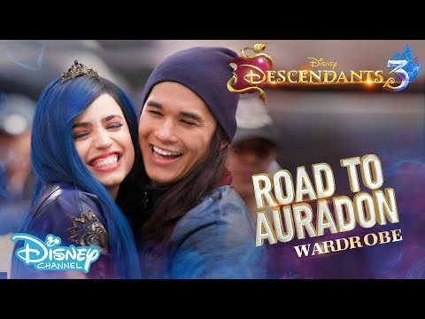Descendants 3 | BEHIND THE SCENES: Road To Auradon - Wardrobe