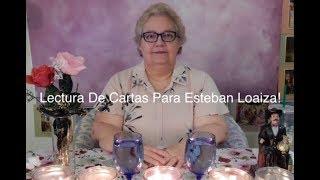 Lectura De Cartas Para Esteban Loaiza!